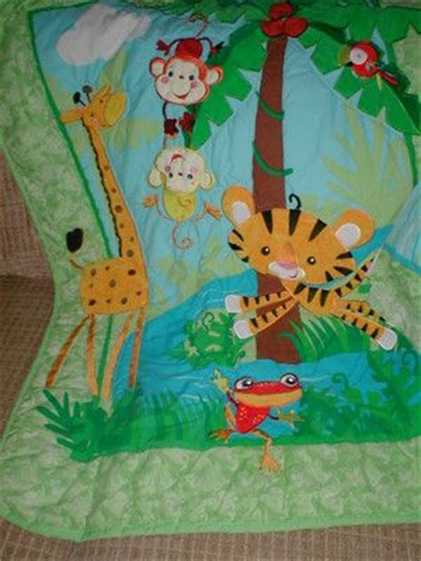 fisher price rainforest crib bedding redirecting