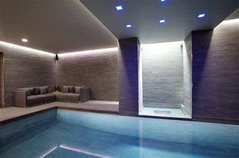 Spa Like Bathroom Ideas Indoor Luxury Swimming Pool Surrey Modern Pool