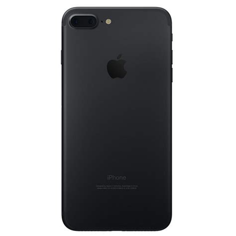 Comprar Iphone 7 Plus 32gb Negro Mate K Tuin Apple Iphone 7 Plus 32gb Preto Mate