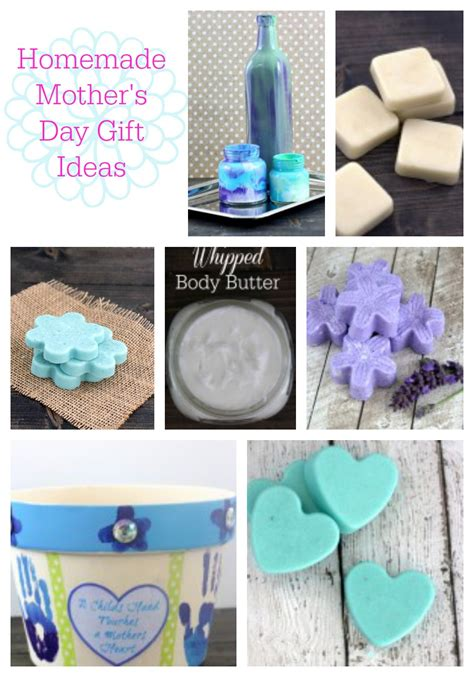 Handmade Mothers Day Gift Ideas - s day gift ideas some of this and that
