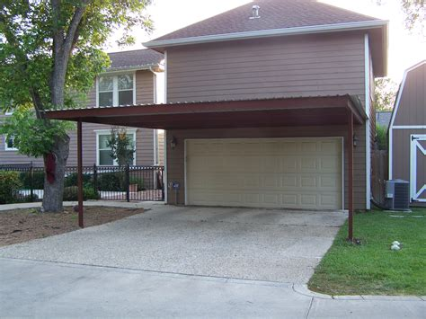 carport attached to garage alamo heights attached carport carport patio covers awnings san antonio best prices in san