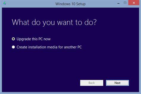 tutorial update ke windows 10 tutorial cara upgrade windows 7 8 1 ke windows 10 full