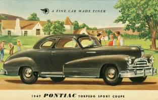 1947 Pontiac Chieftain 1947 Pontiac Torpedo Sport Coupe Alden Jewell Flickr