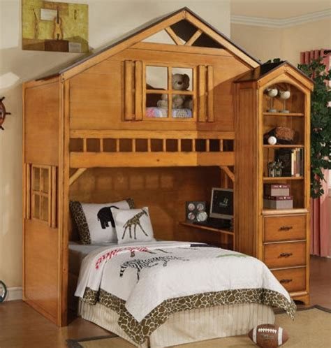 kids fort bed kid s furniture eclectic kids beds minneapolis by