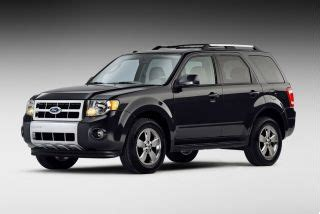 2009 ford escape review, ratings, specs, prices, and