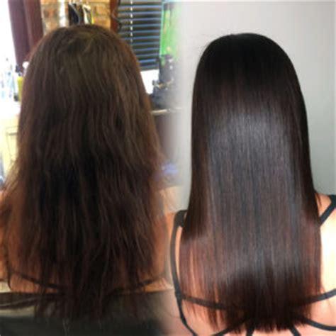 brazilian keratin treatment make hair feel thicker keratin smoothing treatments the upper hand