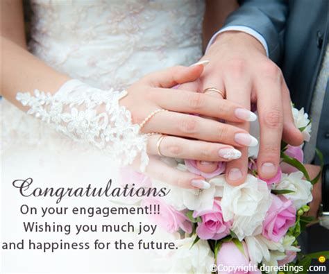 Wedding Engagement Congratulations Quotes by Congratulation Cards Free Congratulations Greeting Ecards
