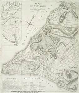 Map Of New York Colony by Colonial New York Maps At Then New