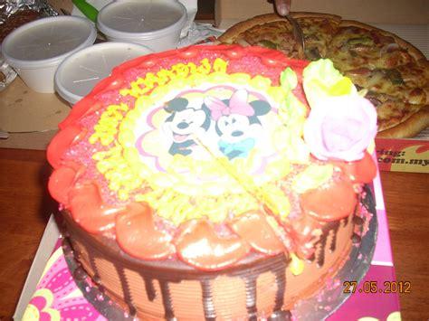 Alonna Kakak 6 8 Tahun kisah kami sempena birthday kakak yang ke 5 tahun