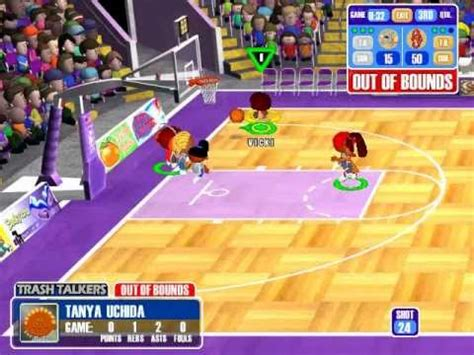 Backyard Basketball Free by Backyard Basketball Season Playthrough Bba Finals 1