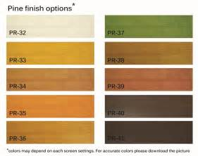 pine stain colors minwax stain colors pine images