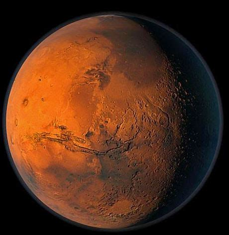 Mars Space mars outer space universe