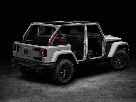 Jeep Wrangler Rumors by Rumor Mill 2018 Jeep Wrangler And Wrangler Unlimited