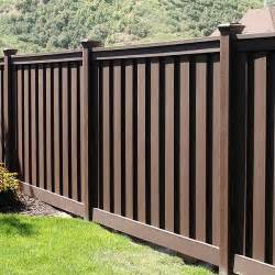 trex fencing the composite alternative to wood and vinyl trex fencing composite provides a