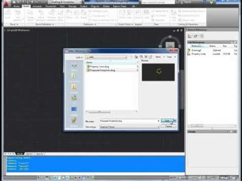 autocad xref tutorial pdf autocad tutorial how to use xrefs external references