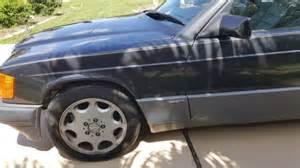 mercedes manual transmission for sale mercedes 190e sportline with manual transmission for