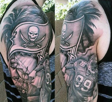 nfl tattoo designs 70 football tattoos for nfl ink design ideas