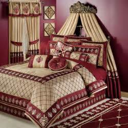 Bedroom Comforter And Curtain Sets Golden Curtains Combined With Comforter