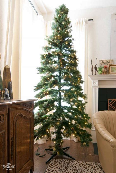 home depot alexandria pine tree my home style eclectic gathered glam tree the gathered home