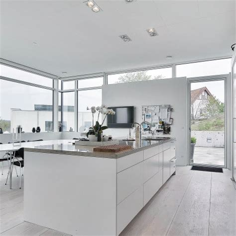 Kitchen Collection Corporate Headquarters Beautiful White Kitchen In A Rural Setting Story