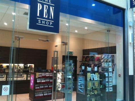 the pen shop cards stationery st davids centre