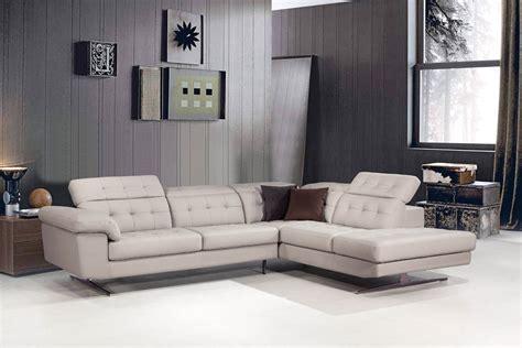 divani veneto divani casa veneto modern grey italian leather sectional sofa