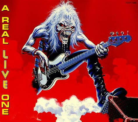real live iron maiden a real live one アイアン メイデン 国内初回限定盤 すべての商品