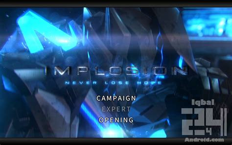 implosion full version data apk review implosion never lose hope apk data action