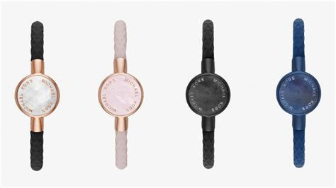 Michael Kors Access Crosby fitness tracker is a more stylish Misfit Shine