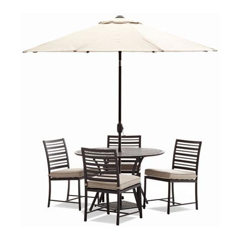 Amazon.com : Strathwood Rhodes Market Umbrella : Patio