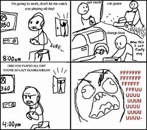 Ffffuuuu Meme - fffuuu 10 rage comics pophangover