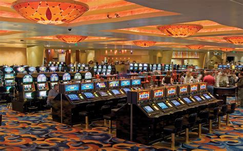 Casino Room by Miscellaneous Room In Casino With Slot Machines Picture