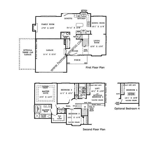 savannah floor plan savannah model in the country lakes subdivision in
