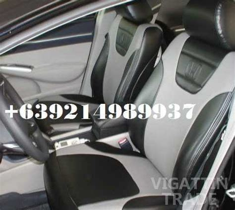 Auto Upholstery Philippines by Factory Fit Auto Seat Cover And Upholstery Manila Low