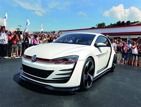 Volkswagen 2014 Golf Design Vision Gti Volkswagen S Golf