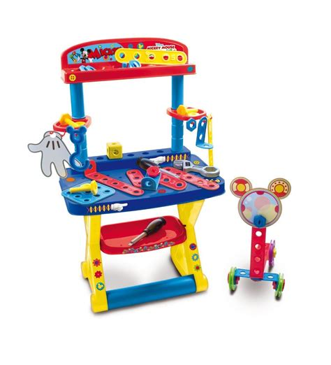 mickey mouse clubhouse workbench workshop