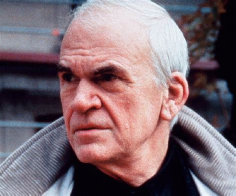 Milan Kundera The Unbearable Lightness Of Being milan kundera biography childhood life achievements