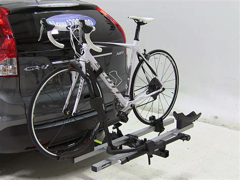 Bike Rack Honda Crv by 2014 Honda Cr V Thule T2 2 Bike Rack Platform Style Tilting 2 Quot Hitches