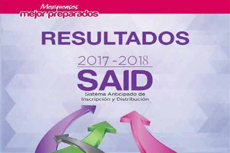resultados de inscripciones a secundaria torreon coahuila 2016 resultados said secundaria 2017 2018 primaria preescolar