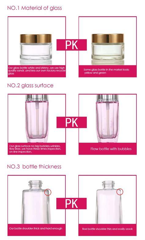 wij bieden beoordelingen cosmetische producten advies v hoge kwaliteit cosmetische verpakking glas cr 232 me