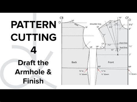 pattern drafting for beginners pattern cutting flat pattern drafting the bodice block
