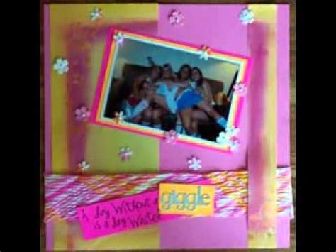 Handmade Scrapbook Ideas - handmade scrapbook decorations ideas