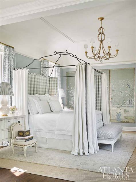 showhouse bedroom ideas 17 blue white traditional decor ideas from a showhouse hello lovely
