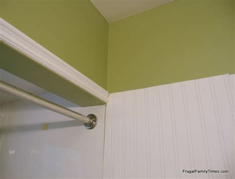 beadboard installation tips how to install beadboard paintable wallpaper frugal