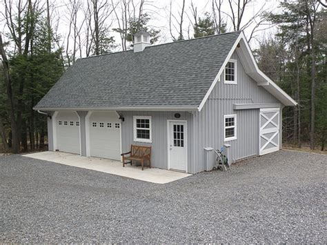 garage with workshop 25 best ideas about pole barns on pinterest pole barn