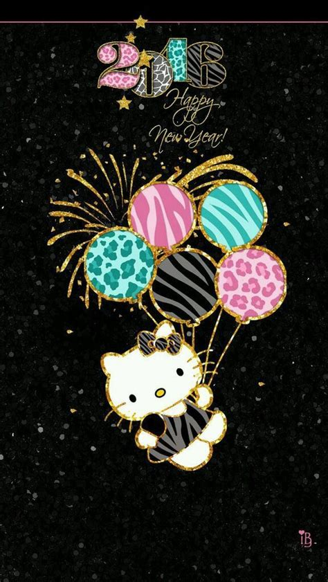 wallpaper hello kitty happy new year 218 best new years glitter images on pinterest iphone