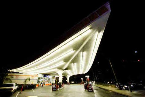 coolest gas stations in the world    must see rest stops