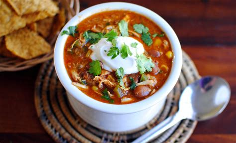 Sw Chili Beans 425gr southwest chicken chili recipes noshon it
