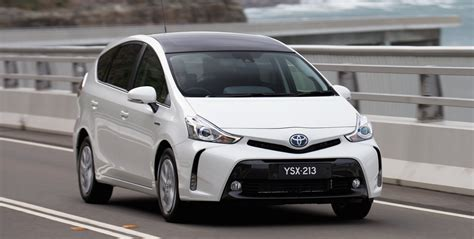 2015 Toyota Prius V 2015 Toyota Prius V Pricing And Specifications Photos 1