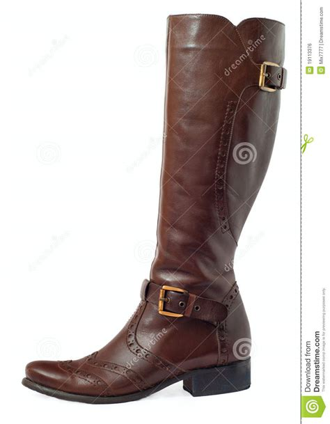 brown leather boots yu boots